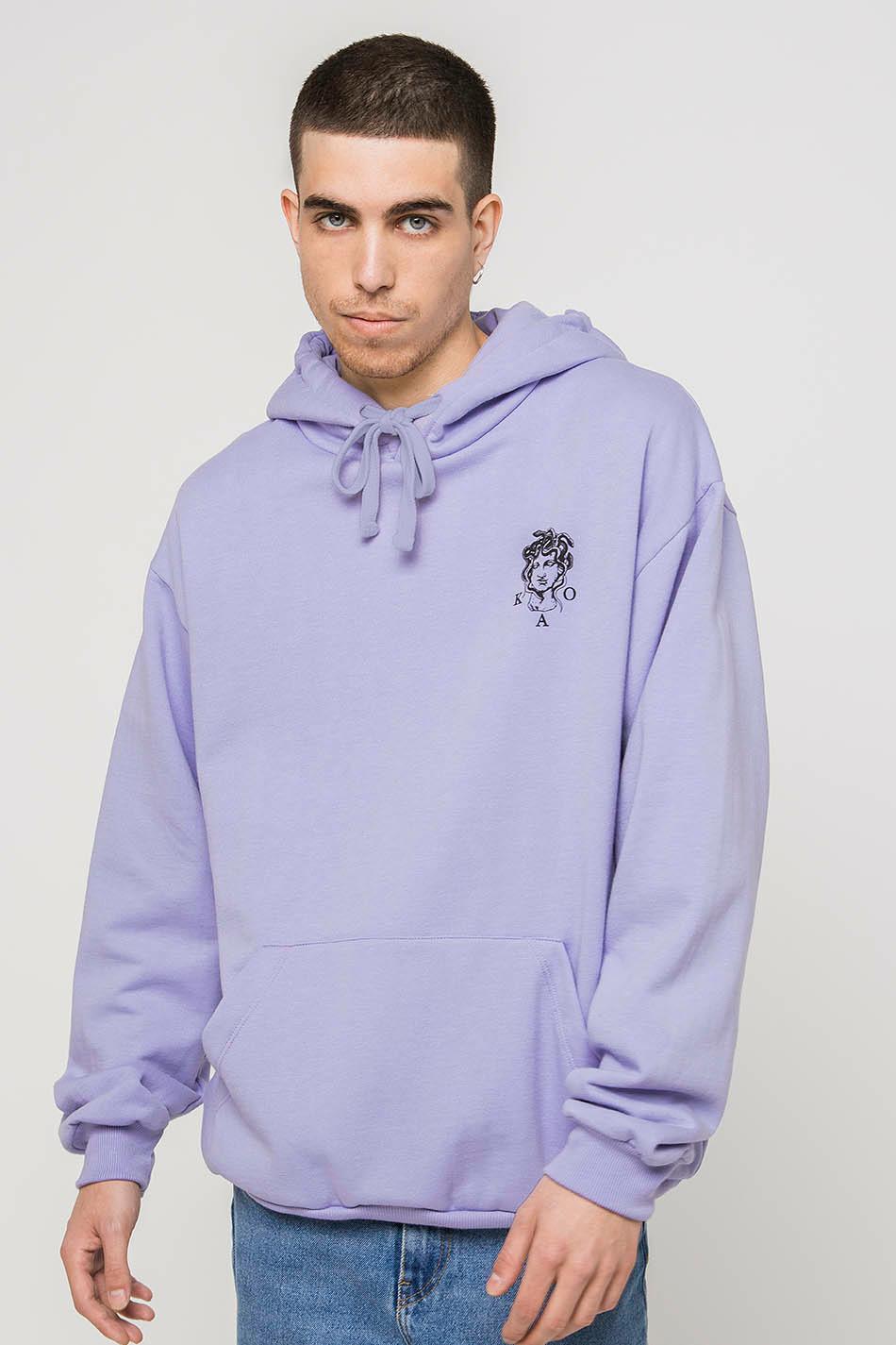 Jellyfish Grape Sweatshirt