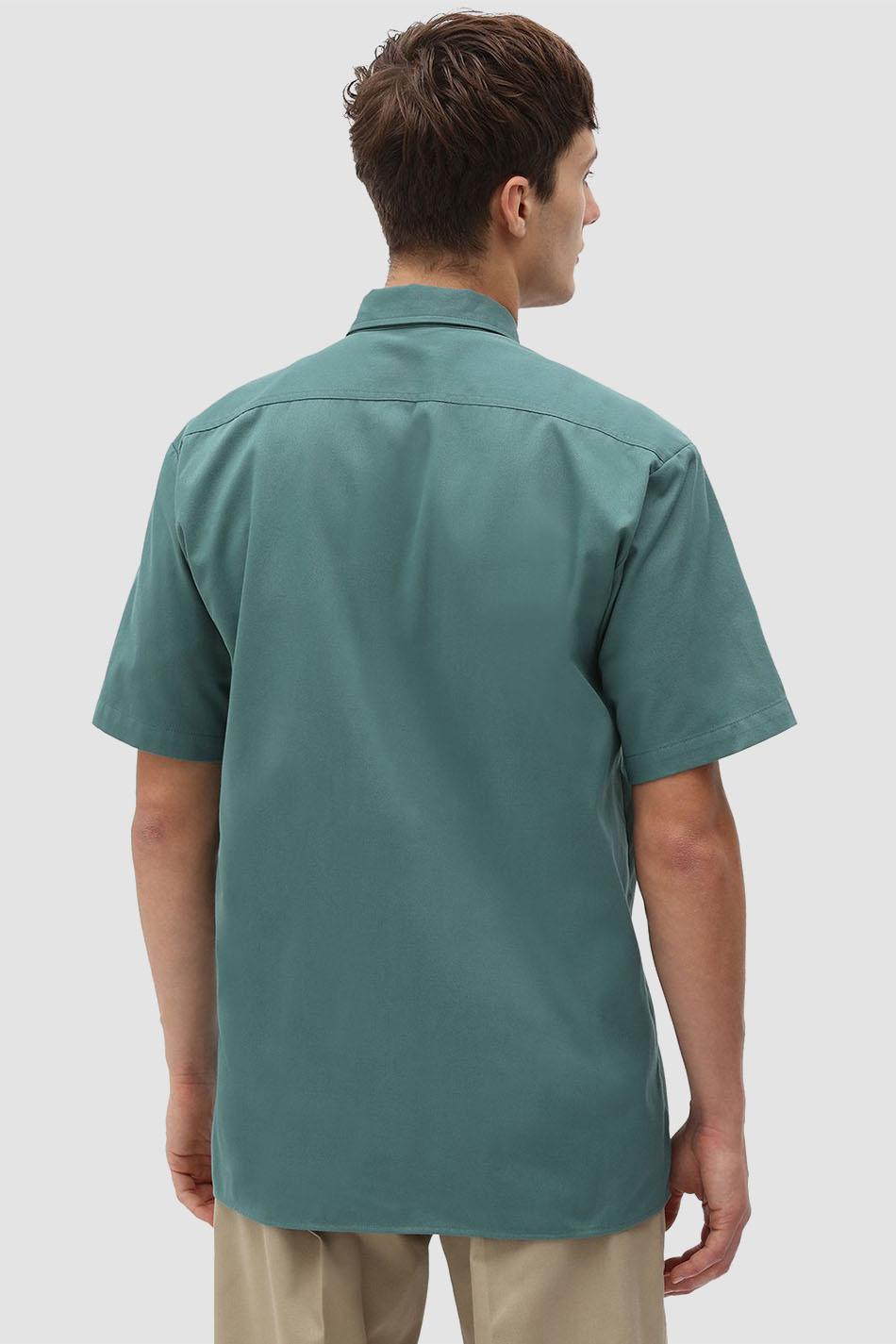 Camisa Work Verda Dickies
