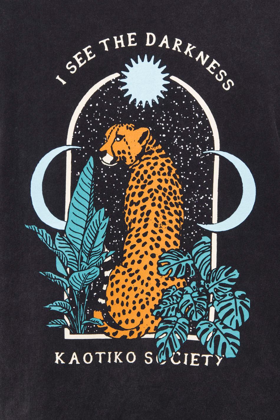 Gewaschene Leopard T