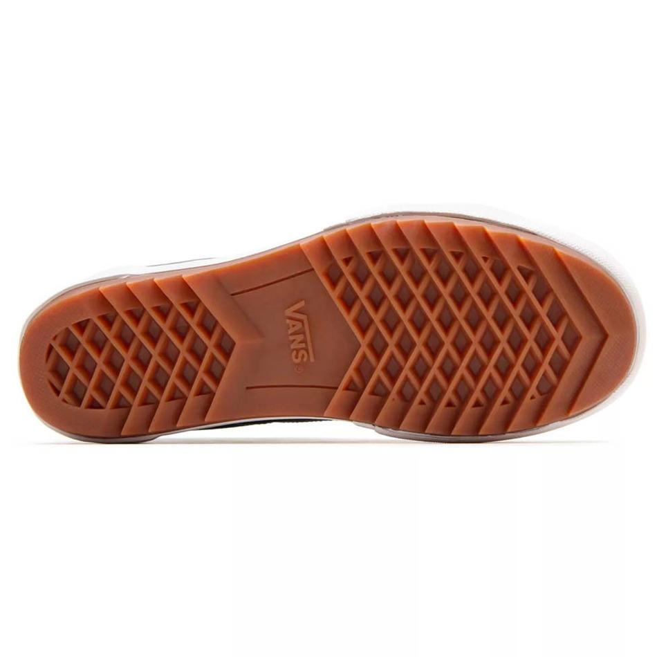 Zapatillas Vans Sk8-Hi stacked Negras