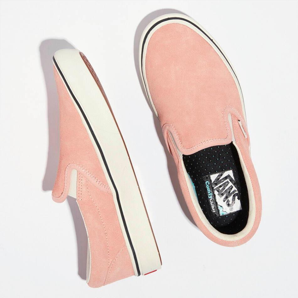 Vans Slip- On Cumfy Cush Peach Pearl