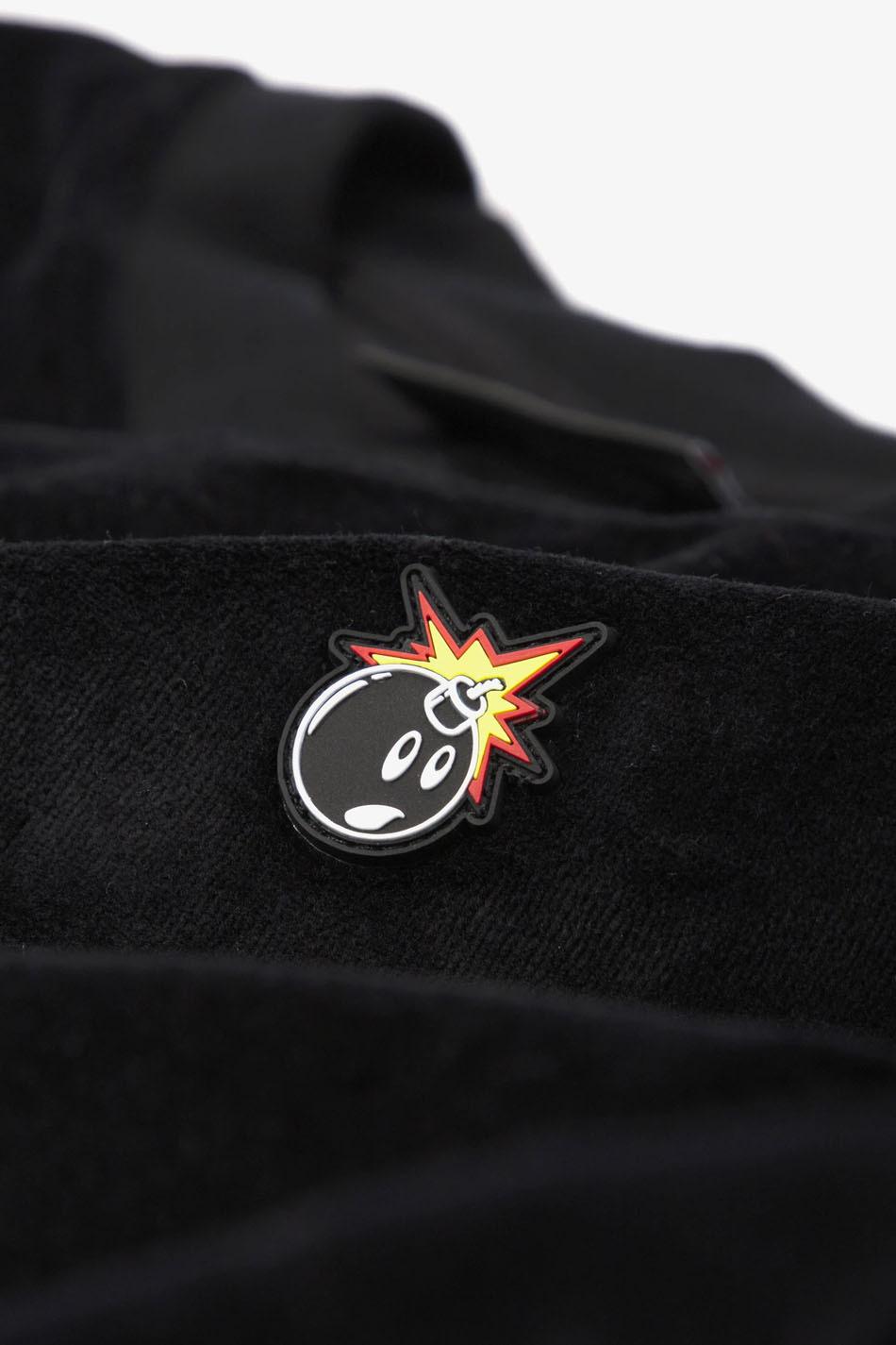 Black The Hundreds Mascot Sweatshirt