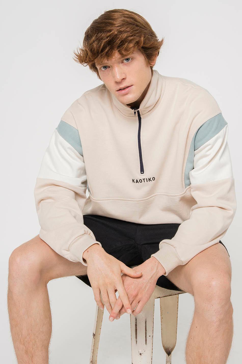 Bone/Cloud Arthur Sweatshirt