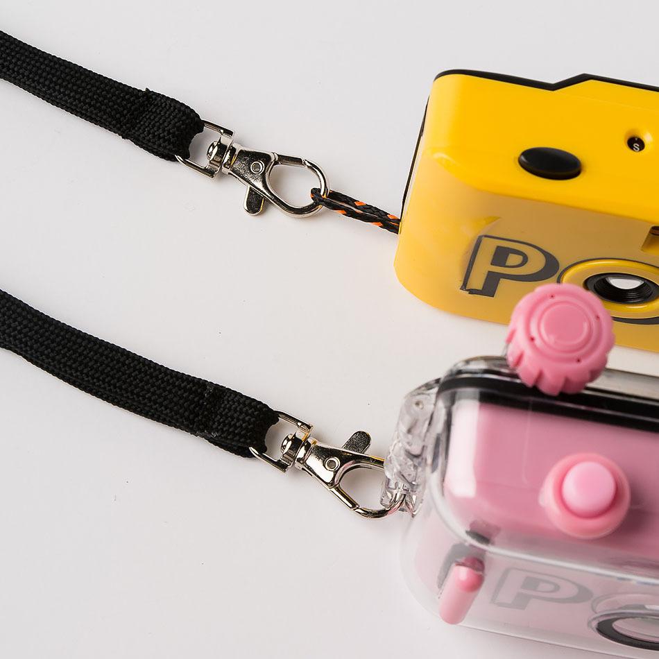 Pink Analog POP Camera