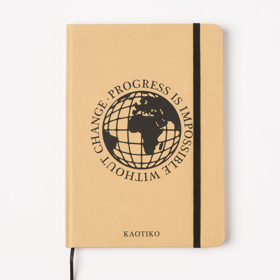 Notebook Kaotiko World Kraft