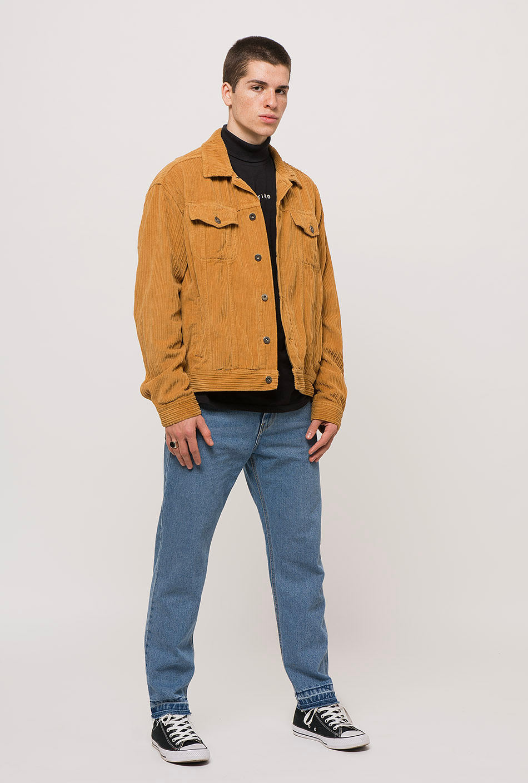 Corduroy mustard jacket