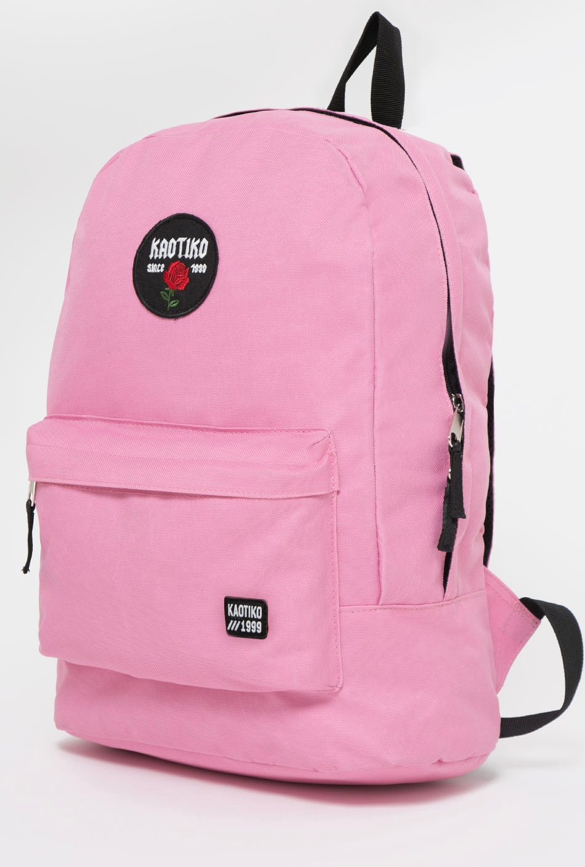 'rose' pink bagpack