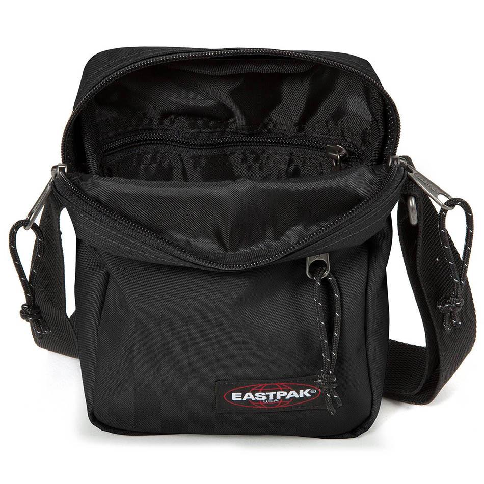 The One Black Eastpak Shoulder Bag