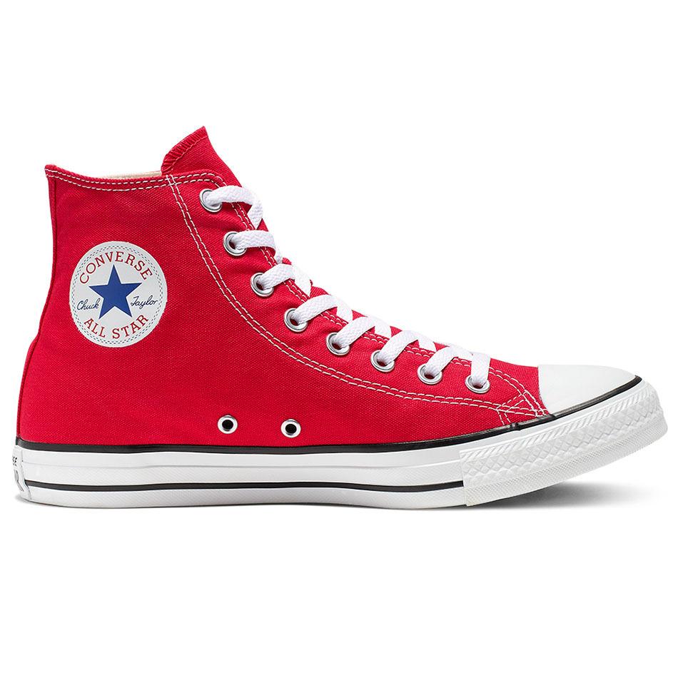 Converse Chuck Taylor All Star Hi Red